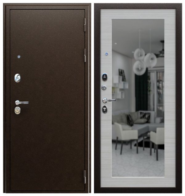 Дверь трехконтурная в квартиру СП151