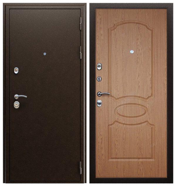 Дверь с тремя контурами СП154
