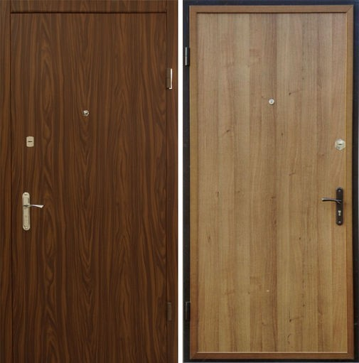 Входная металлическая дверь ламинат СП011